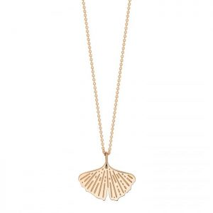 Collier Gingko On Chain GINETTE NY