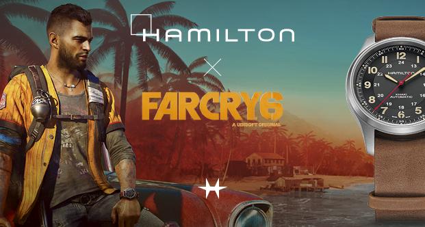 Farcry6 montre hamilton Wegelin